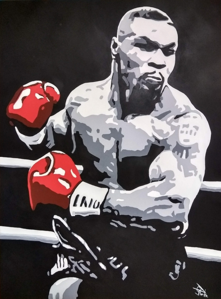 Mike Tyson by GP1805
